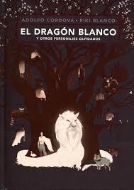 Nuevos personajes olvidados: Entrevista a Adolfo Córdova sobre El dragón blanco y otros personajesolvidados